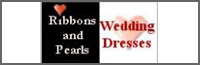 Ribbons & Pearls Wedding Dresses