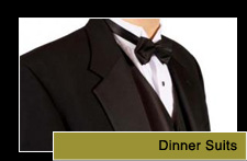 Dinner Suits for Christmas & New Year