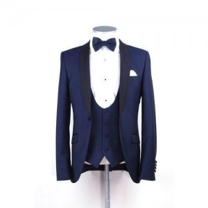 navy dinner suit