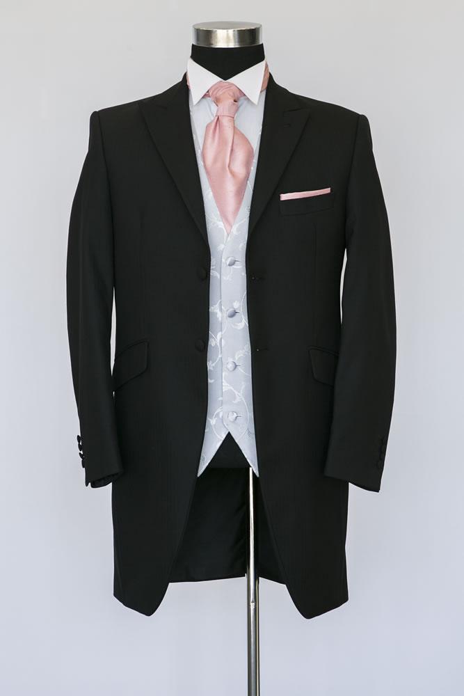 Black Edward Suit