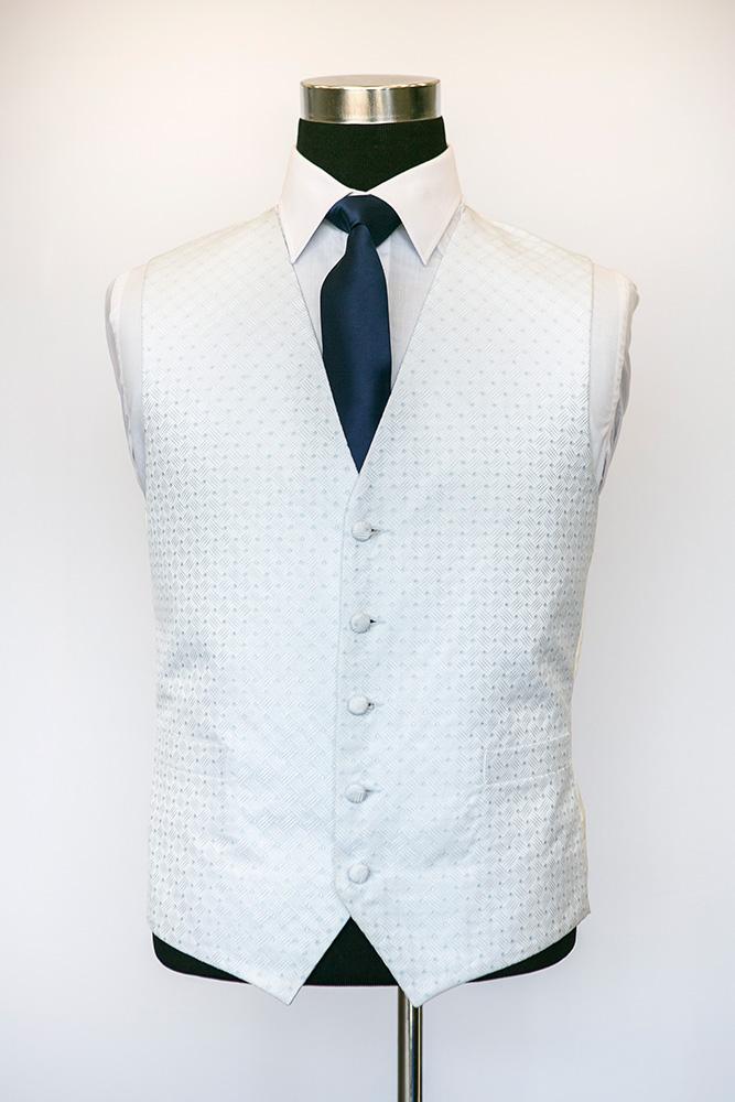 Ritz-Silver-Waistcoat