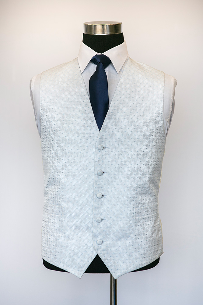 Single-Breasted-Ritz-Blue-Waistcoat